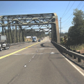 Bridge workreduces US 12 to a single lane at night through June in Grays Harbor Count