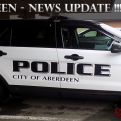 2 With Felony Warrants Causes A Stir on The South Side of Aberdeen Thursday Night