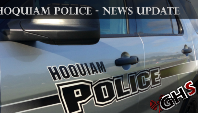 17-year old juvenile leads Hoquiam Officers On Vehicle Pursuit Friday Evening.