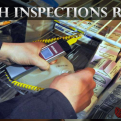 First Health Inspections For 2020 released, January