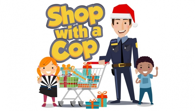 Pacific County 11th Annual Shop With A Cop In Raymond This Saturday